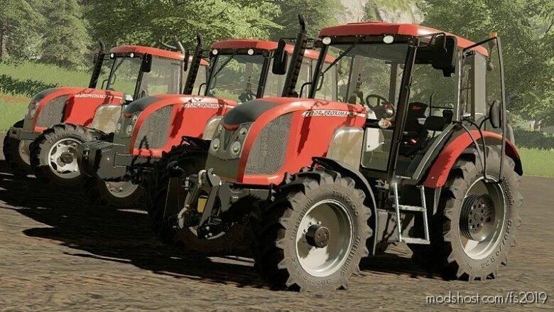 Zetor Proxima 90 for Farming Simulator 19