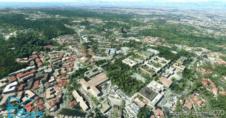 Napoli: Zona Ospedaliera for Microsoft Flight Simulator 2020