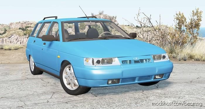 VAZ-2111 (Lada 111) for BeamNG.drive