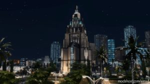 Radiant Luxor Skyscraper (1 Сс) for The Sims 4