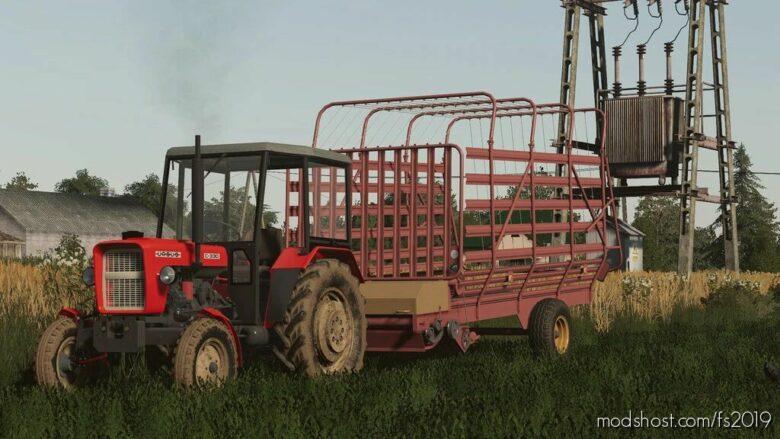 Agromet Opalenica T050/1 for Farming Simulator 19
