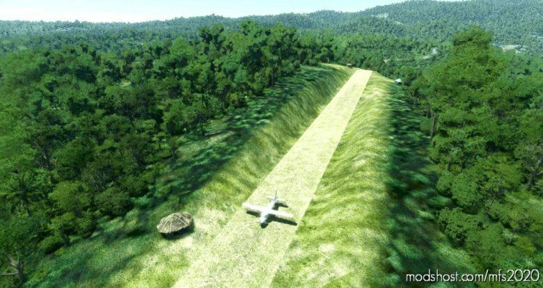 Indonesian Airstrip Pack V0.1 for Microsoft Flight Simulator 2020
