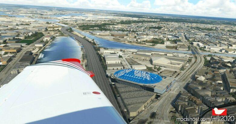 Antwerp Sport Palace for Microsoft Flight Simulator 2020