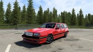 Volvo 850 Estate V2.0 for Euro Truck Simulator 2