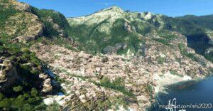 Salerno: Positano for Microsoft Flight Simulator 2020