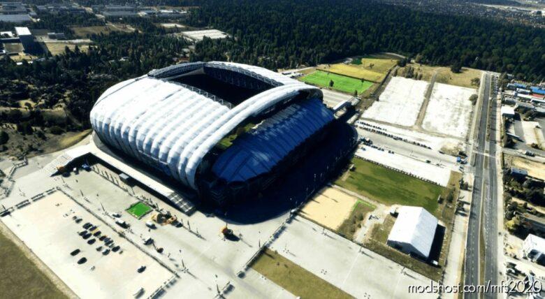 Poznań Stadium – Poland for Microsoft Flight Simulator 2020