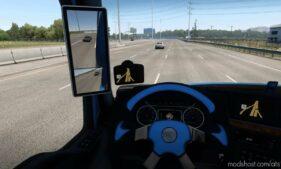 International.lt® And International HX520 2022 Camera Mirrors for American Truck Simulator