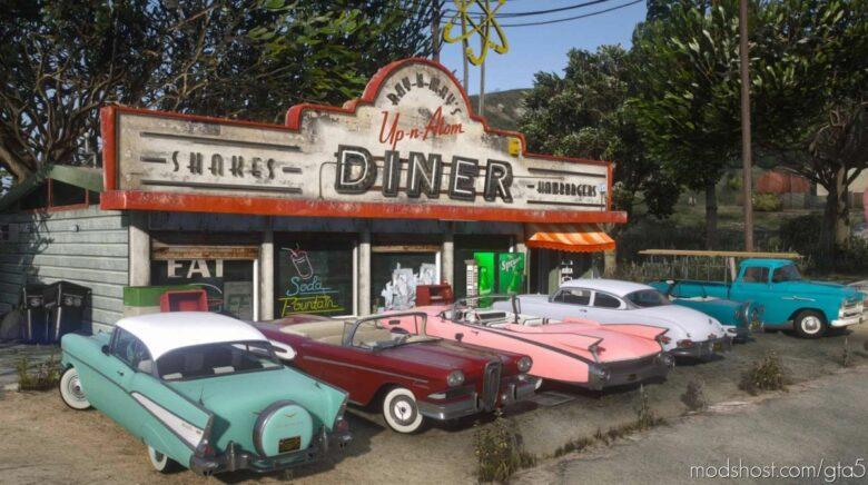 Classic CAR Colours V1.9 for Grand Theft Auto V