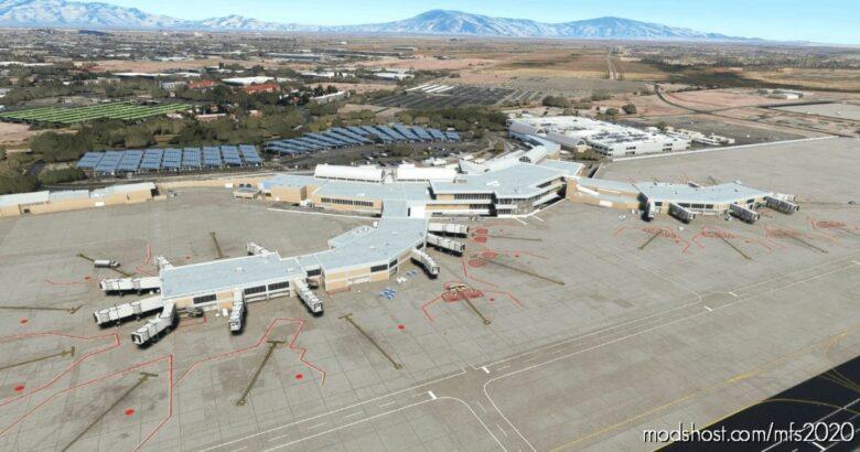 Ktus – Tucson International Airport for Microsoft Flight Simulator 2020