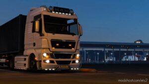 MAN TGX Tuning Mod [1.41.X] for Euro Truck Simulator 2