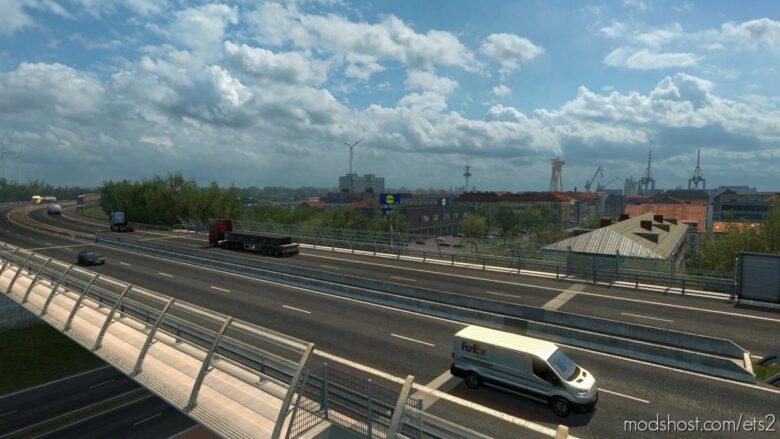 Emden Promods Add-On For 2.55/2.56 FIX V1.04 [1.41.X] for Euro Truck Simulator 2