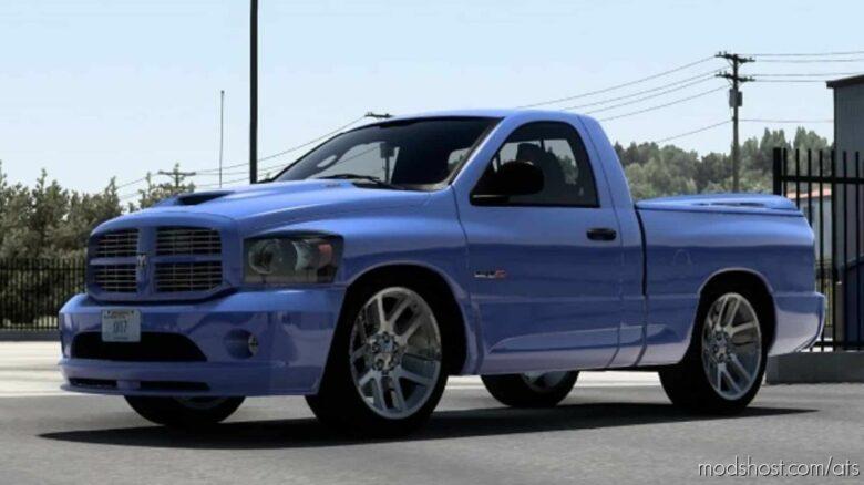 Dodge RAM SRT-10 2006 V3 [1.41] for American Truck Simulator