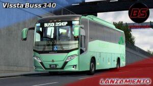 Busscar Vissta Buss 340 Busoloshop [1.41.X] for Euro Truck Simulator 2