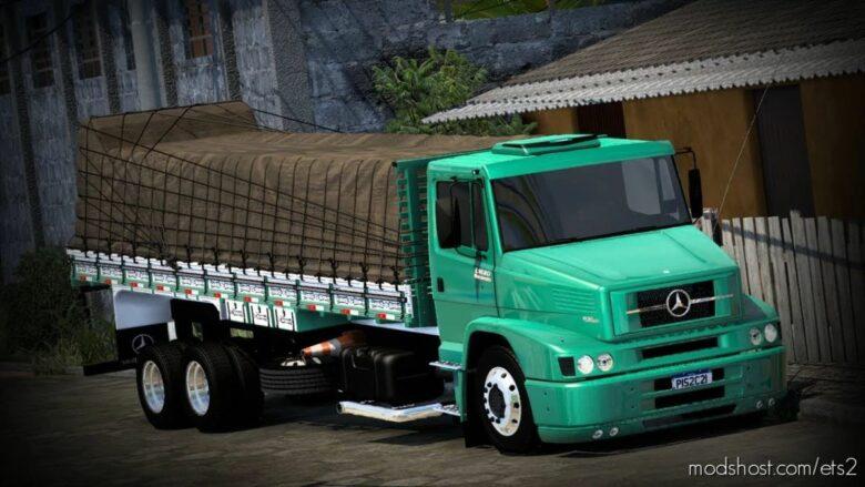 Mercedes Benz 1620 [1.41] for Euro Truck Simulator 2