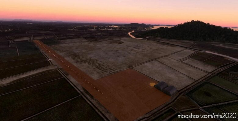 HA Tien SF Camp Airfield for Microsoft Flight Simulator 2020