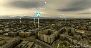 Kharkiv Landmarks for Microsoft Flight Simulator 2020
