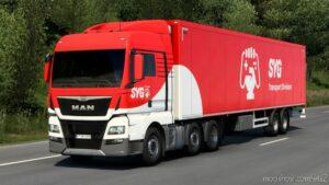 SYG Paintjob Pack V1.3.3 for Euro Truck Simulator 2