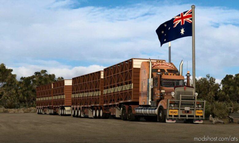 Project Straylia for American Truck Simulator