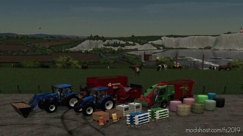 Maizeplus Forage Extension – Animal Food Additions V1.0.0.1 for Farming Simulator 19