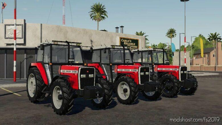 Massey Ferguson 3105D for Farming Simulator 19