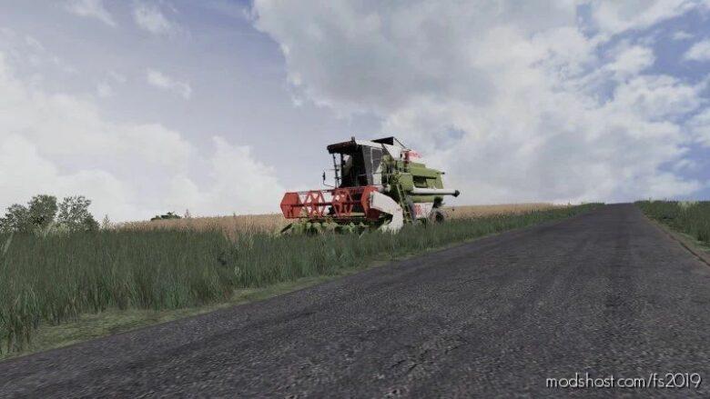 Claas Dominator 88 for Farming Simulator 19