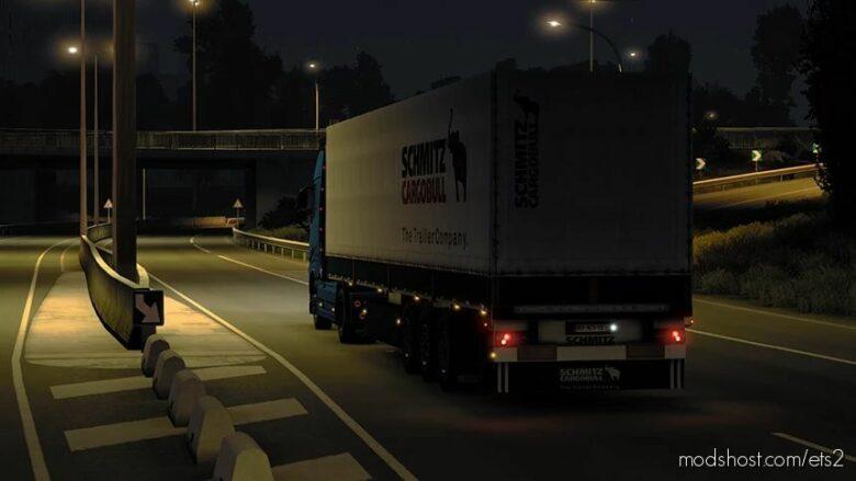 Schmitz Cargobull [1.41.X] for Euro Truck Simulator 2