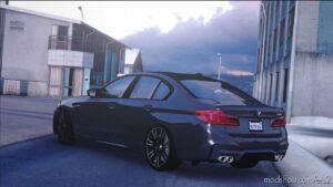 BMW M5 F90 [1.40 – 1.41] for Euro Truck Simulator 2