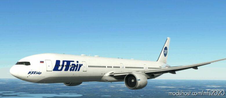 Captainsim 777-300 – Utair (OLD Livery) for Microsoft Flight Simulator 2020