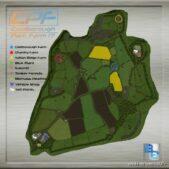 Coldborough Park Farm for Farming Simulator 19