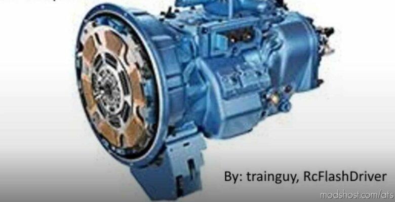 18-20 Speed Transmission V8.0 [1.41] for American Truck Simulator