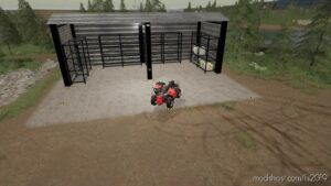 Automatic Storage V1.0.2 for Farming Simulator 19