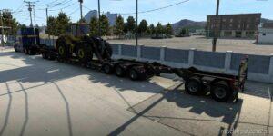 Seogi Volvo Construction DLC Ownable [1.41] for American Truck Simulator