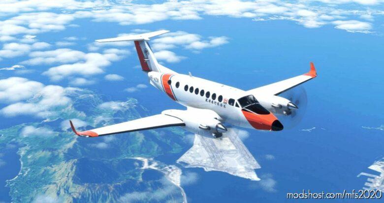 Hong Kong Government Flying Service V1.0.1 for Microsoft Flight Simulator 2020