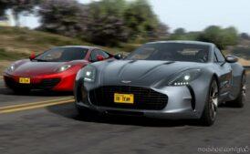 2010 Aston Martin ONE-77 for Grand Theft Auto V