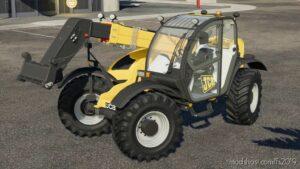 JCB 536-60 Sound (Prefab) for Farming Simulator 19
