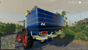 Bogballe M2W for Farming Simulator 19