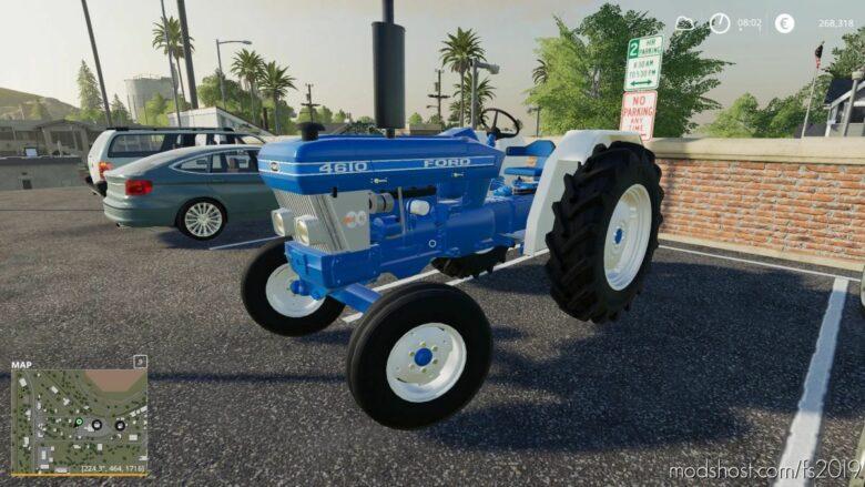 Ford XX10 Series for Farming Simulator 19