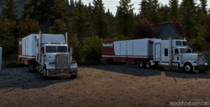 Freightliner FLC Edit [1.41] for American Truck Simulator