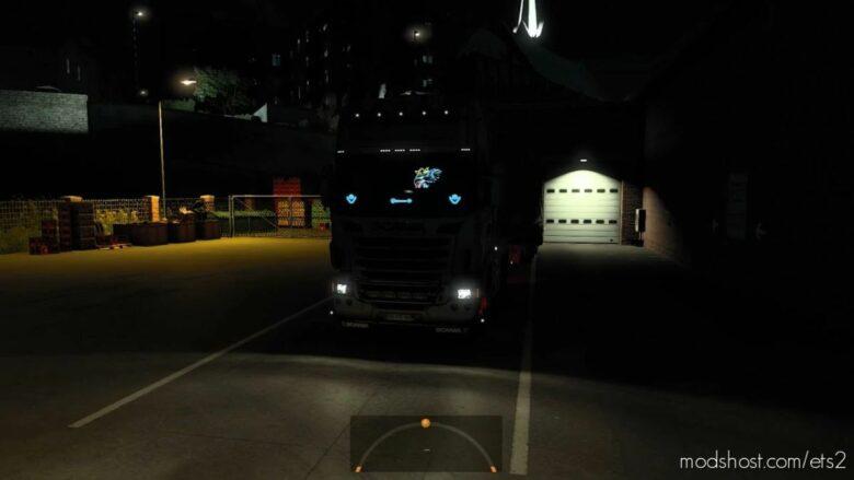 Scania Ampelakias 164L 580 V8 [1.41.X] for Euro Truck Simulator 2