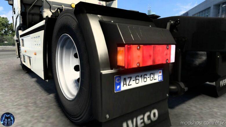 Iveco Hi-Way V3.5 for Euro Truck Simulator 2