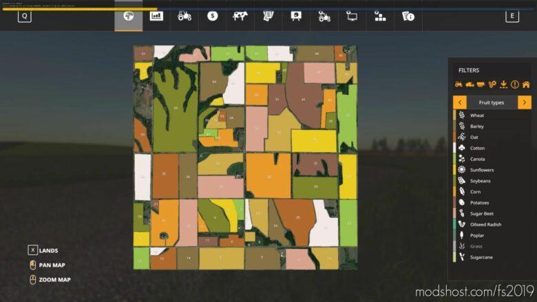 Touhy Nebraska for Farming Simulator 19