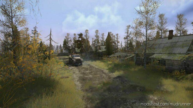 Bylinka Map V26.09.21 for MudRunner