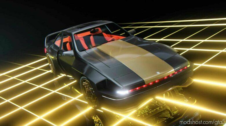 Iemanjá Cyber Citrus for Grand Theft Auto V