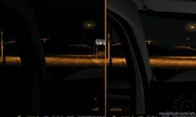 Interior Cabin Lights [1.41.X] for American Truck Simulator