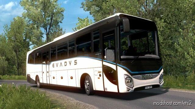 Iveco Evadys Line 13M V1.0.9.41 for Euro Truck Simulator 2