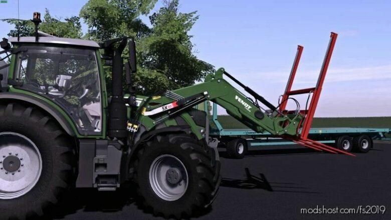 Fendt Cargo FL for Farming Simulator 19