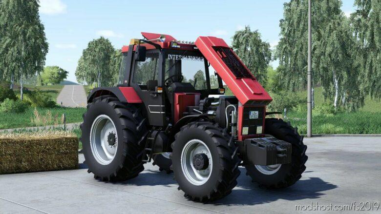 Caseih 1255/1455 XL Edit for Farming Simulator 19