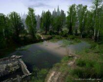 Wild River Map for MudRunner