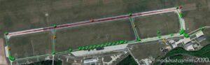 Pilot2Atc Warsaw Modlin Airport Epmo Taxiways And Gates for Microsoft Flight Simulator 2020