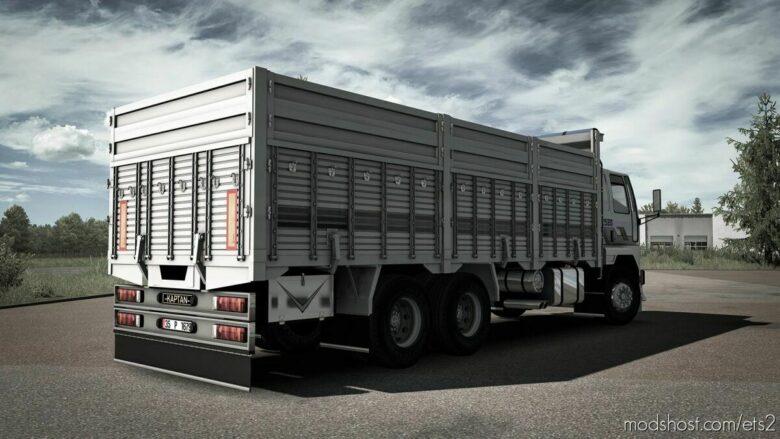 Ford Cargo 2520 [1.41] for Euro Truck Simulator 2